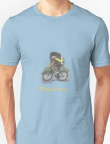 Bicycle race Unisex T-Shirt