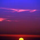 Velvet Sunset by Peter Doré
