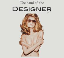 The Hand of the Designer by hanie