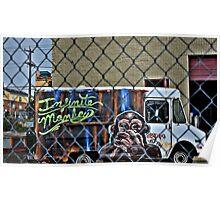 Denver Street Art Poster