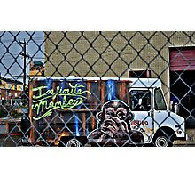 Denver Street Art Photographic Print