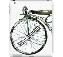Painted Bicycle 3 iPad Case/Skin