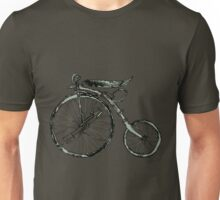Painted Bicycle 3 Unisex T-Shirt