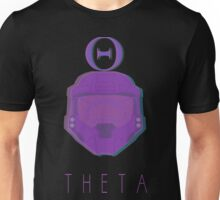 Red Versus Blue | Project Freelancer: Theta Unisex T-Shirt