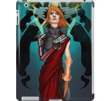 The Woman Who Cried Reaper iPad Case/Skin