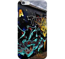 Street Art in Denver iPhone Case/Skin
