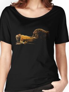 Kristen , Freddy Women's Relaxed Fit T-Shirt