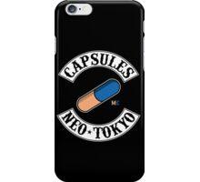 Neo Tokyo Capsules (Akira) iPhone Case/Skin