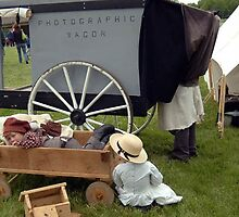 Conner Prairie Civil War Days 10 by Oscar Salinas