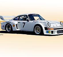 1977 Porsche 934.5 IMSA GT by DaveKoontz