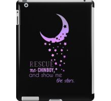 DW - Clara and Eleven Whouffle iPad Case/Skin
