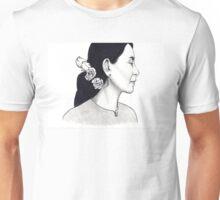 Aung San Suu Kyi Illustration Unisex T-Shirt