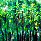 A Walk in the Woods by ANNETTE HAGGER
