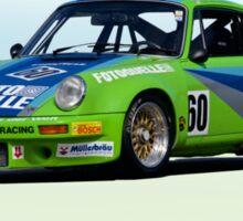 1974 Porsche 911 RSR IMSA GT Sticker