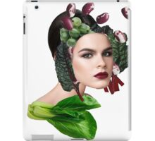 Beauty Green make up  iPad Case/Skin