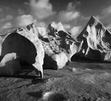 Remarkable Rocks II by Michele Binder