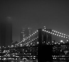 Brooklyn Fog by M.C. O'Connor