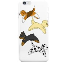 Four Dogs iPhone Case/Skin