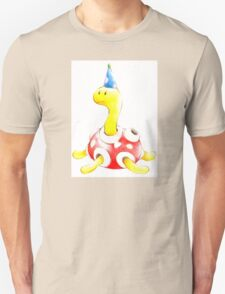 Shuckle in a Party Hat Unisex T-Shirt