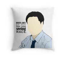 Asian Jim Throw Pillow