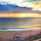 end of a sunday. Ericeira beach by terezadelpilar~ art & architecture