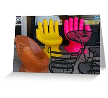 Gimme Five + Five Greeting Card