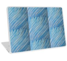 "Fine art. Abstract. Nature ""Water energy"" Acrylic painting. Laptop Skin"
