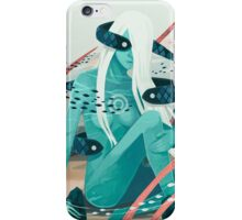 Heavy water iPhone Case/Skin