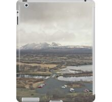 Overlook iPad Case/Skin