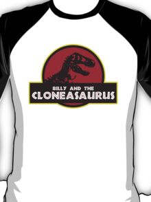 Billy and the Cloneasaurus shirt – The Simpsons, Jurassic World, Jurassic Park, Homer Simpson T-Shirt