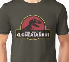 Billy and the Cloneasaurus shirt – The Simpsons, Jurassic World, Jurassic Park, Homer Simpson Unisex T-Shirt