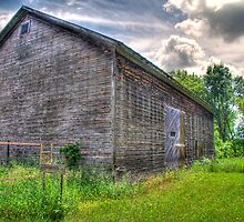 Rustic Shed by ECH52