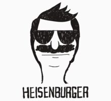 Breaking Bob Heisenburger shirt Baby Tee