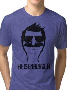 Breaking Bob Heisenburger shirt Tri-blend T-Shirt