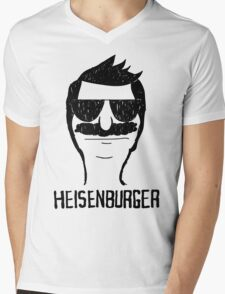 Breaking Bob Heisenburger shirt Mens V-Neck T-Shirt