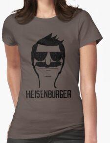 Breaking Bob Heisenburger shirt Womens Fitted T-Shirt