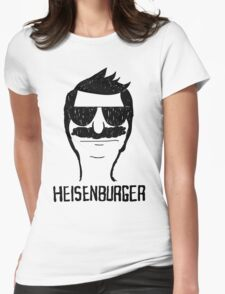 Breaking Bob Heisenburger shirt Womens Fitted T-Shirt