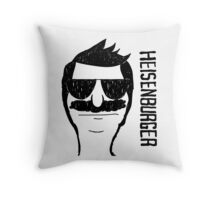 Breaking Bob Heisenburger shirt Throw Pillow