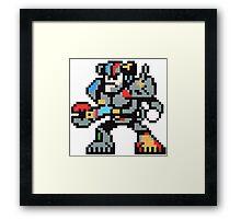 junk man Framed Print