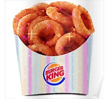 ONION RING$ Poster