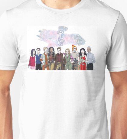 Firefly - Keep Flying Unisex T-Shirt