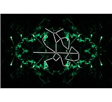 elder scrolls constellations: the warrior Photographic Print
