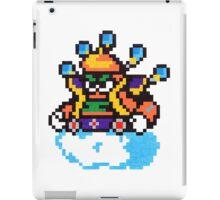 cloud man iPad Case/Skin