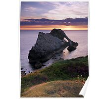 Calm Morning - Bow Fiddle Rock Poster