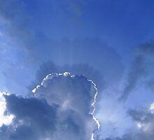 Triple Shadow Cloud by David Tiller