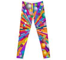 Colorful explode Leggings