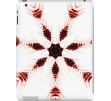 Snow Flake 1 iPad Case/Skin