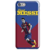 Lionel Messi iPhone Case/Skin