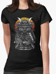Winya No. 63 Womens Fitted T-Shirt