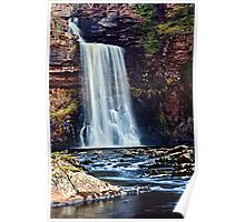 Thornton Force - Ingleton, Yorkshire Dales National Park Poster